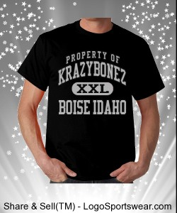 Property of KrazyBonez Design Zoom